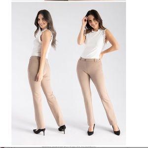 Betabrand Yoga Dress Pants Size M Petite